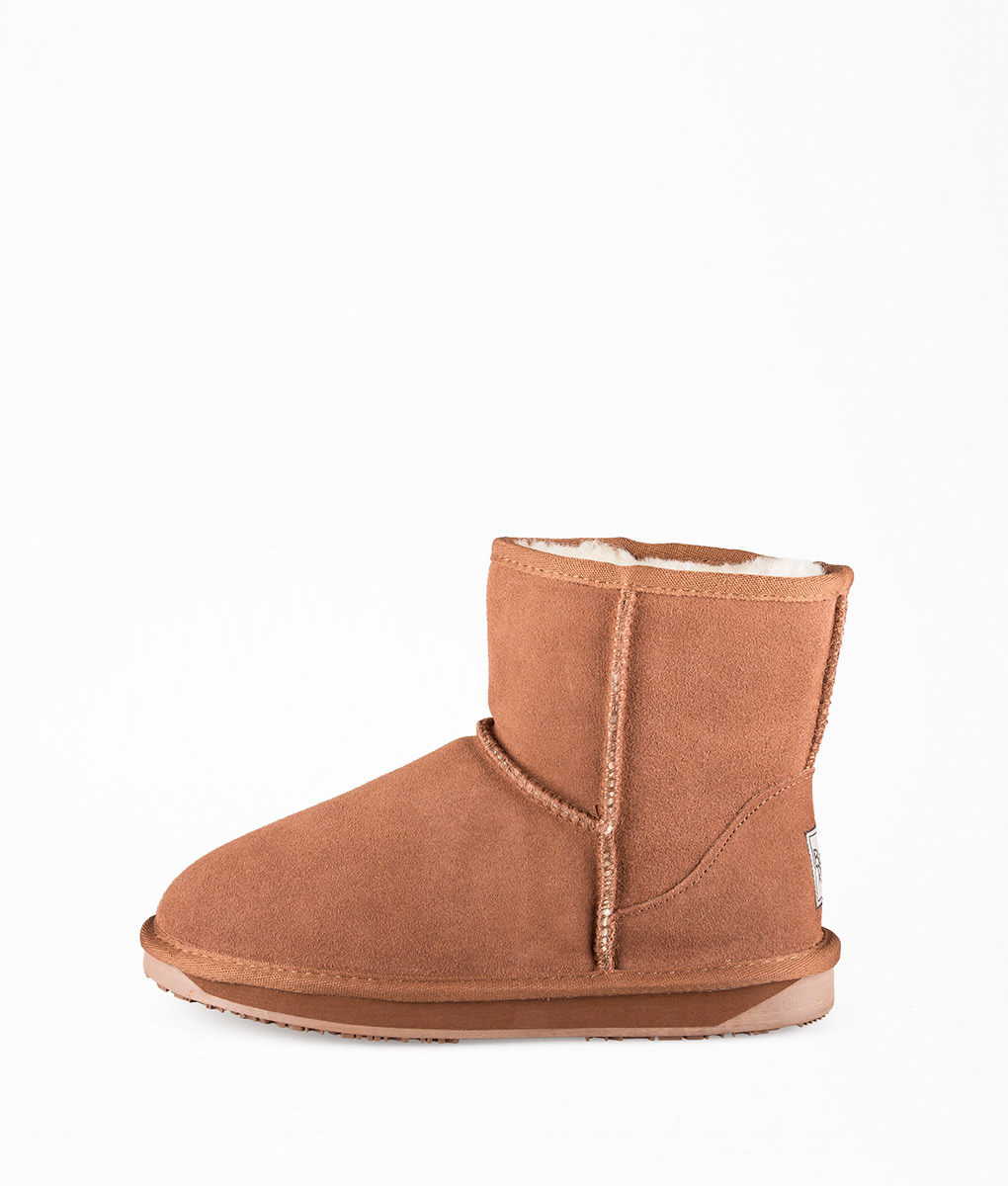 BOOROO Women Ankle Boots 1006 MINNIE Hickory 79,99