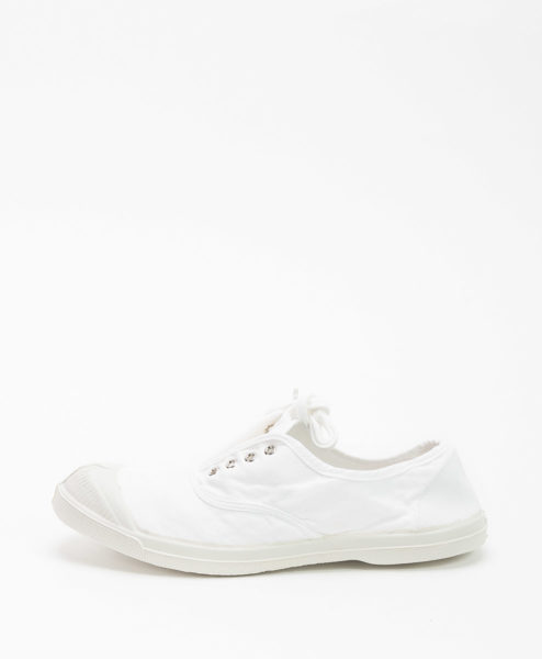 BENSIMON Women Sneakers 101 LACET White 34.99 1