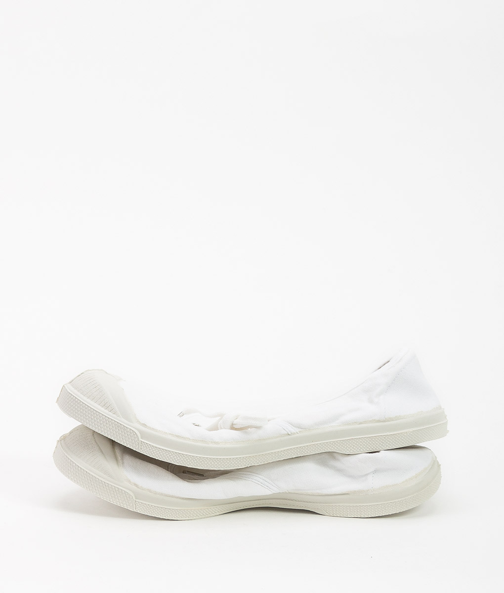 BENSIMON Women Sneakers 101 LACET White 34.99