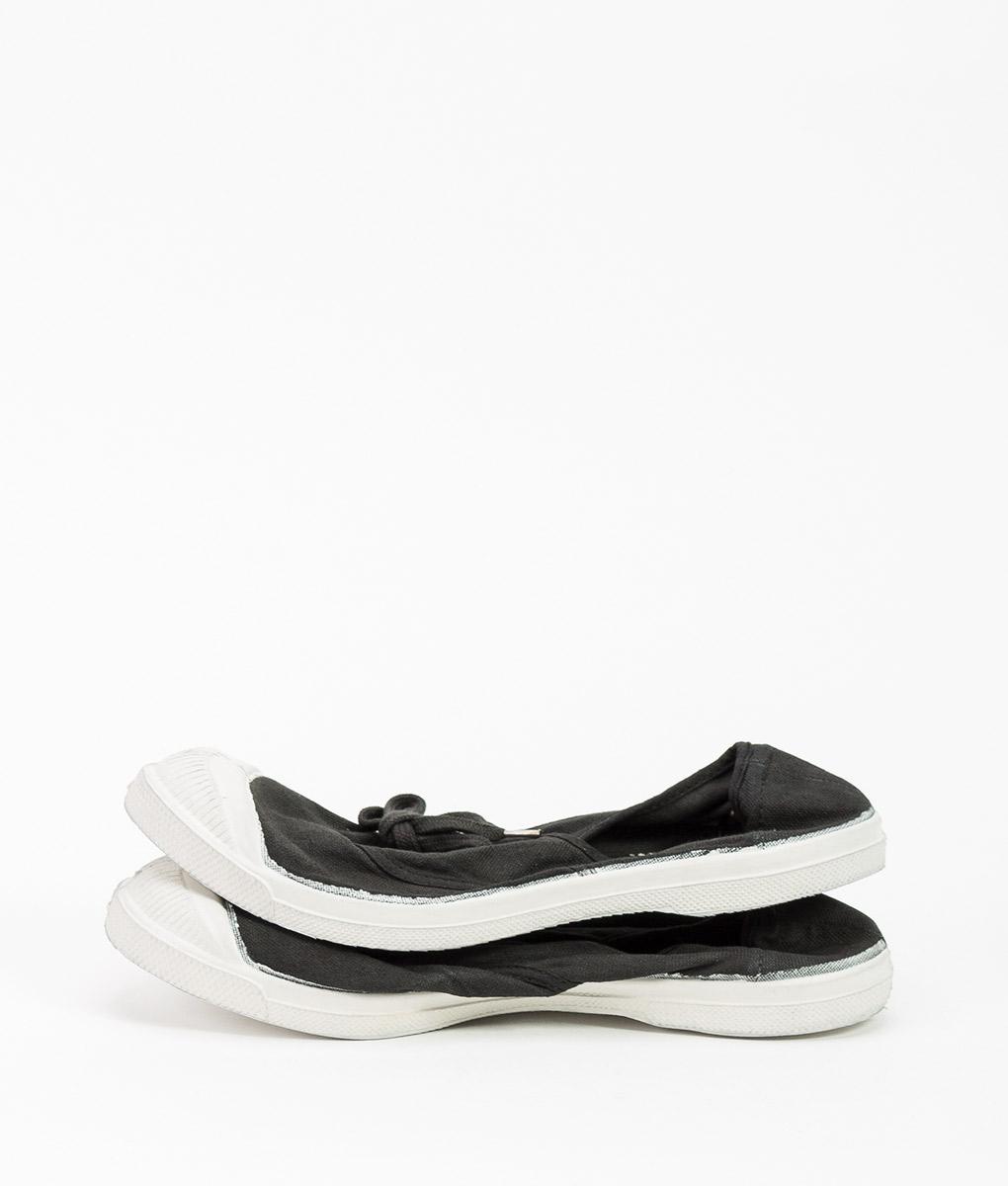 BENSIMON Women Sneakers 835 LACET Carbone 34.99