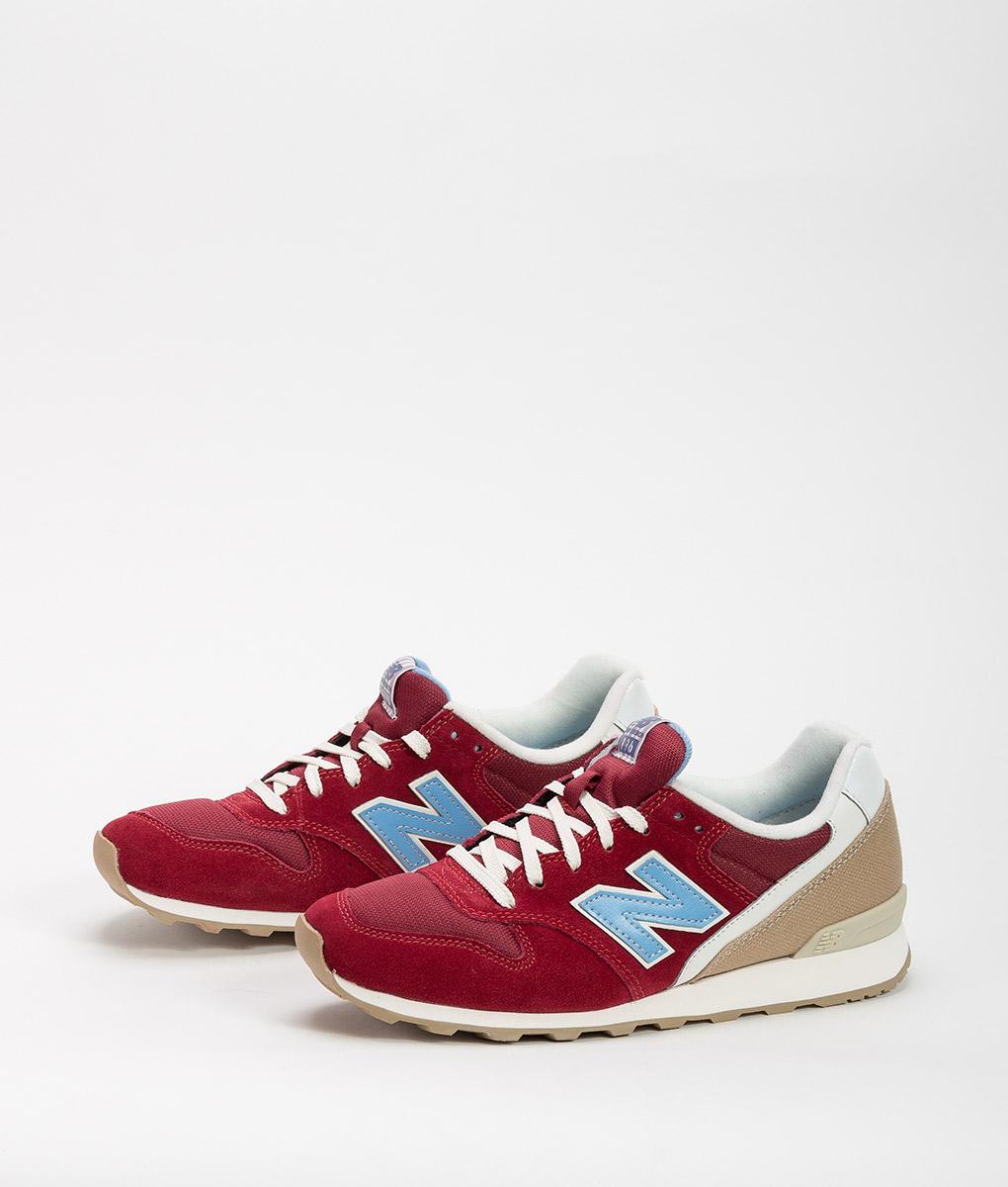 best website 2e009 ce1b3 NEW BALANCE Women Running Shoes WR996 Burgundy 99.99 2 – T6/8