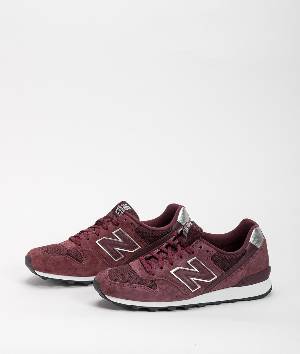 buy popular b749f 91ef7 NEW BALANCE Women Running Shoes WR996 Burgundy HB 99.99 2 – T6/8