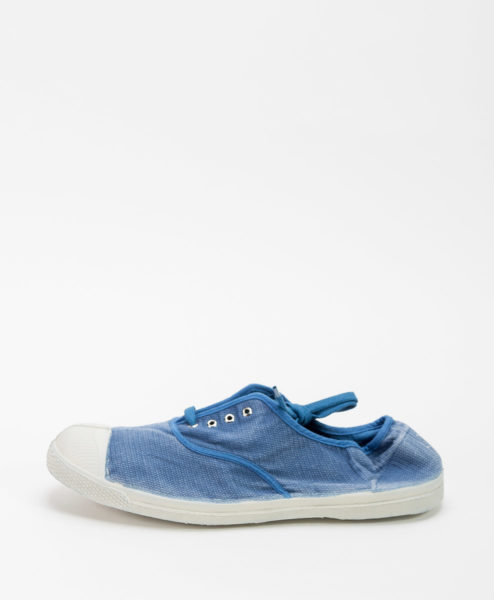 BENSIMON Men Sneakers 15004 VINTAGE TENNIS, Blue 44.99 1