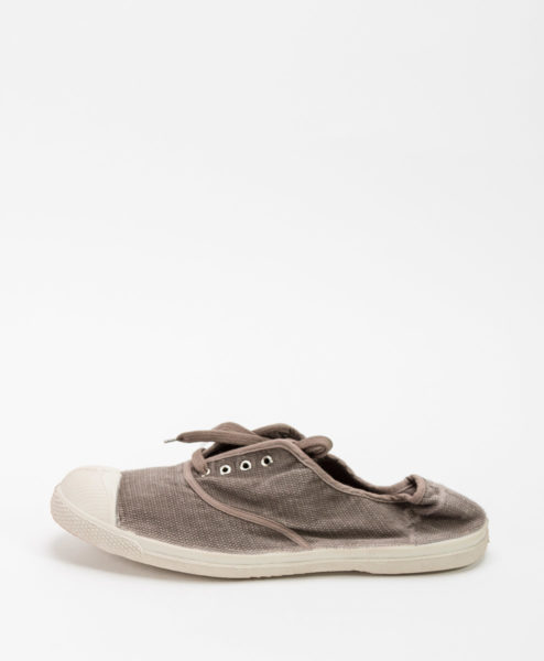 BENSIMON Men Sneakers 15004 VINTAGE TENNIS, Dark Beige 44.99 1