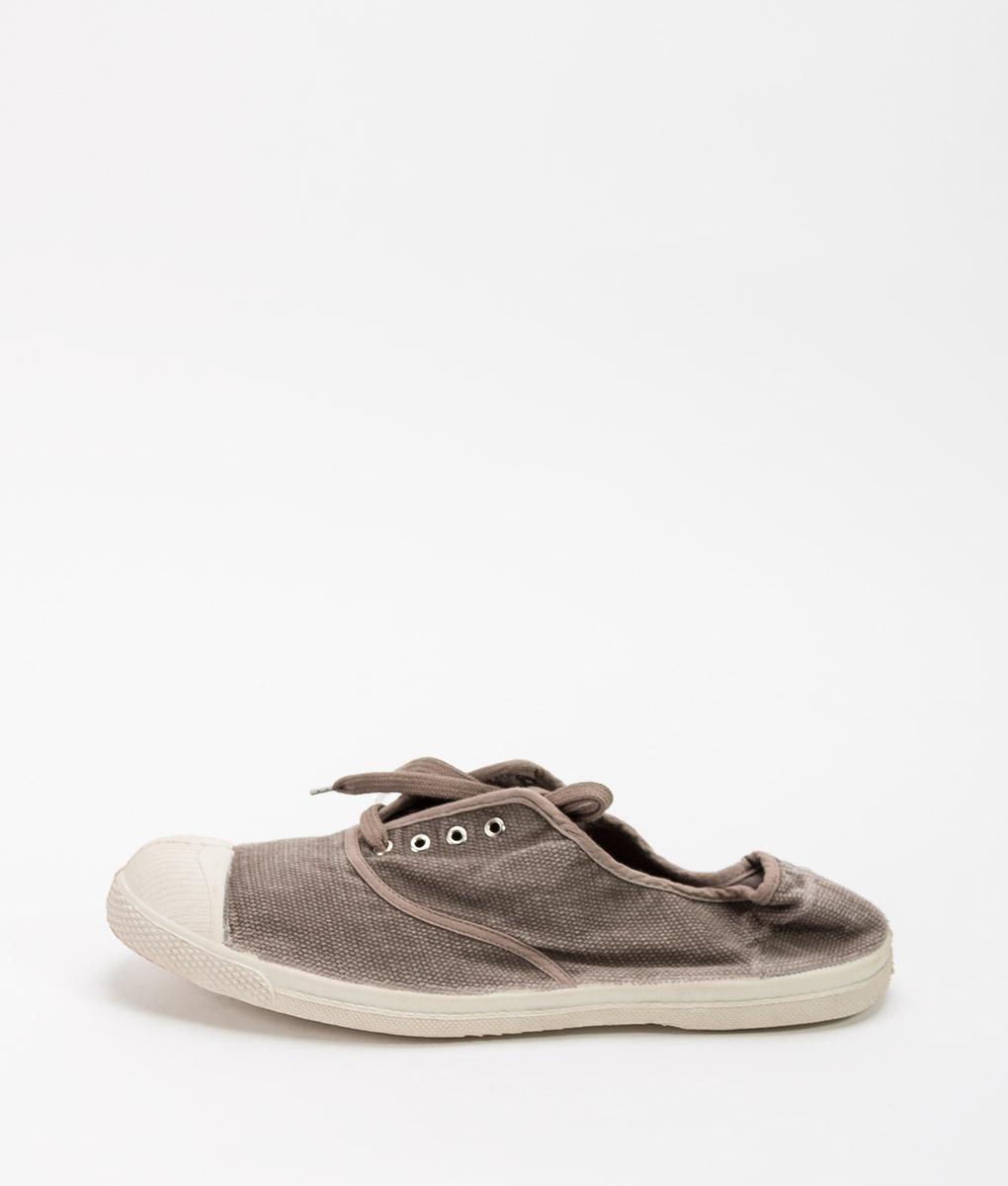BENSIMON Men Sneakers 15004 VINTAGE TENNIS, Dark Beige 44.99 1