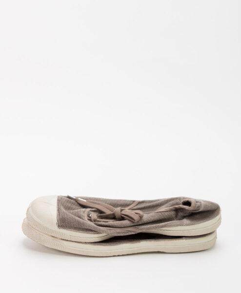 BENSIMON Men Sneakers 15004 VINTAGE TENNIS, Dark Beige 44.99