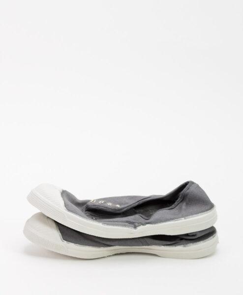 BENSIMON Women Sneakers 15149 ELLY, Medium Grey 39.99