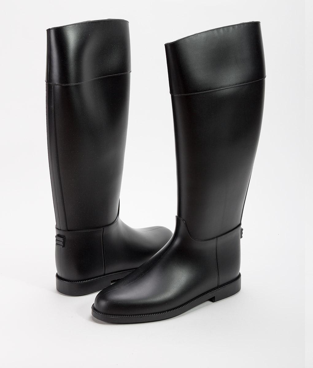 MARESCA Women Rain Boots 23727, Black 59.99 1