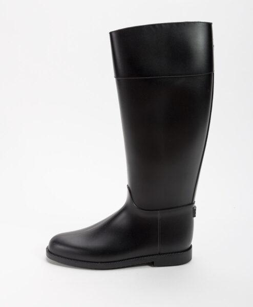 MARESCA Women Rain Boots 23727, Black 59.99