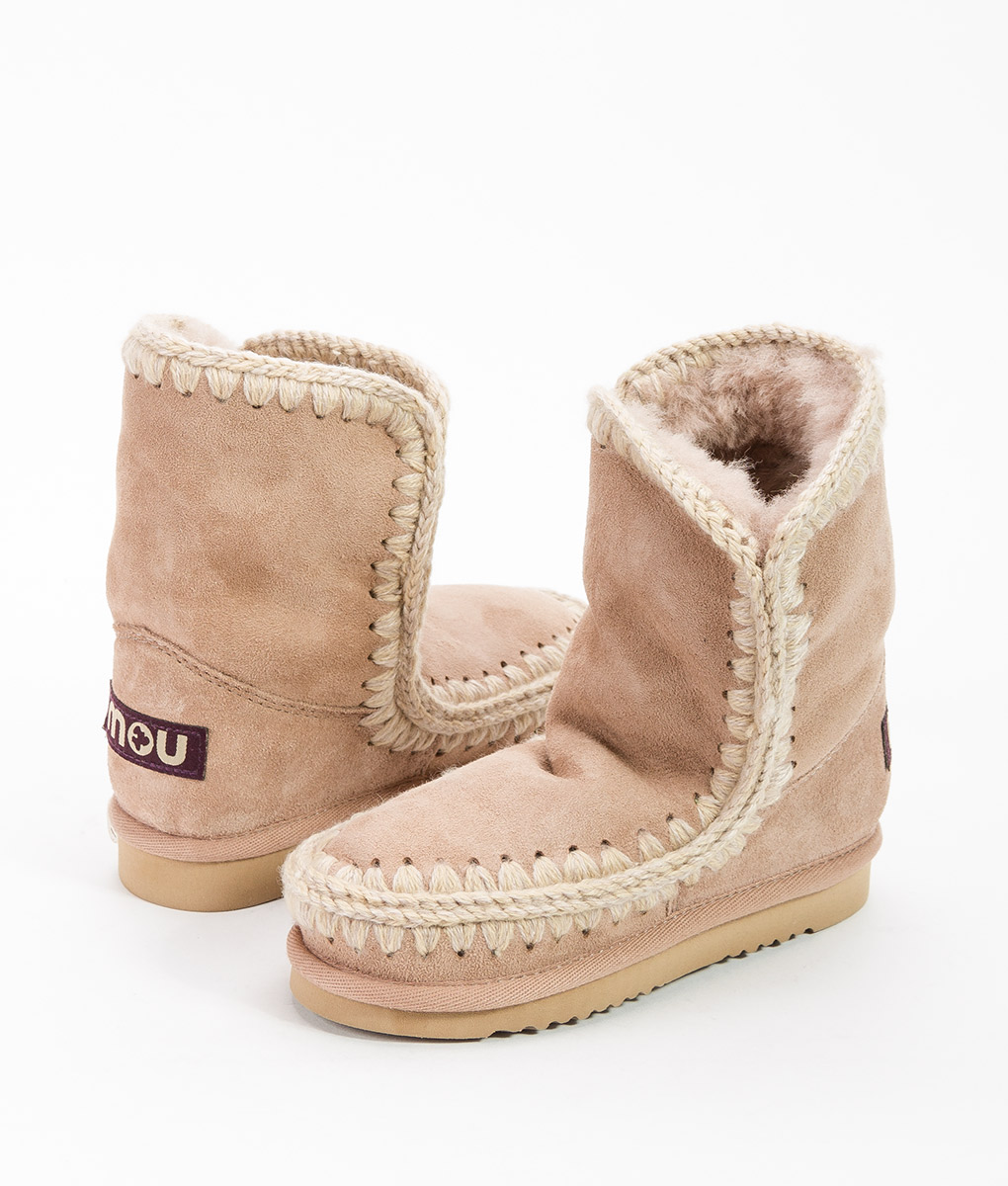 MOU Kids Ankle Boots ESKIMO BOOT, Camel 159.99 1