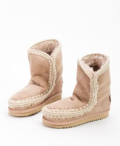 MOU Kids Ankle Boots ESKIMO BOOT, Camel 159.99