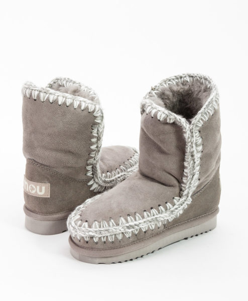MOU Kids Ankle Boots ESKIMO BOOT, Grey 159.99 1