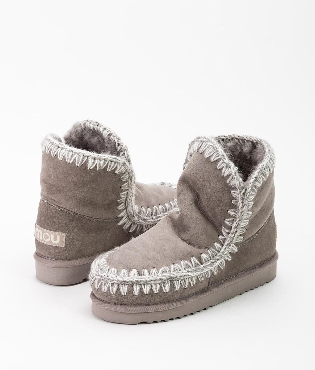 MOU Women Ankle Boots ESKIMO 18, Grey 199.99 1