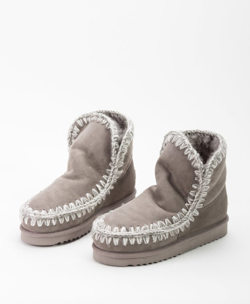 MOU Women Ankle Boots ESKIMO 18, Grey 199.99