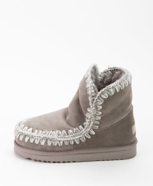 MOU Women Ankle Boots ESKIMO 18, Grey 199.99
