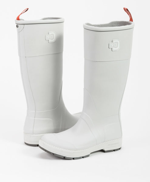 DIDRIKSONS Women Rain Boots KOSTER, Aluminium 109.99
