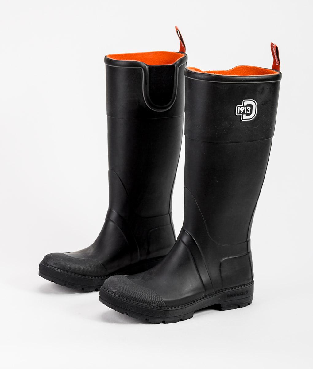 DIDRIKSONS Women Rain Boots KOSTER, Black 109.99