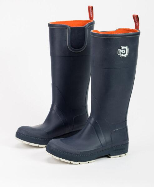 DIDRIKSONS Women Rain Boots KOSTER, Navy 109.99