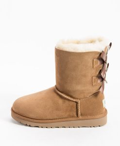 UGG Kids Ankle Boots BAILEY BOW, Chestnut 204.99
