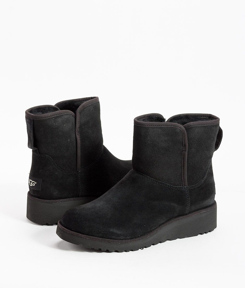 UGG Women Ankle Boots KRISTIN, Black 234.99 1