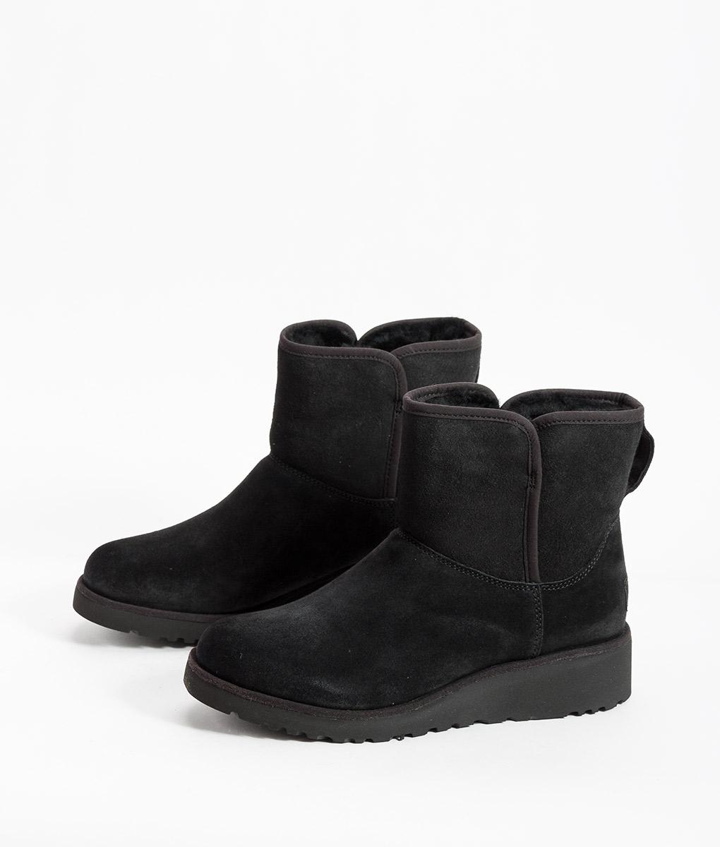 UGG Women Ankle Boots KRISTIN, Black 234.99 2