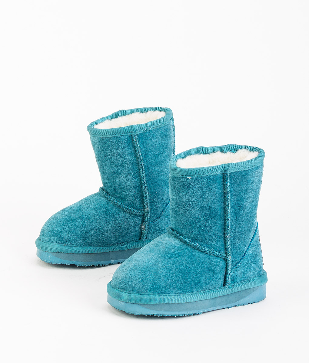 BOOROO Kids Ankle Boots BLISS, Teal 59.99