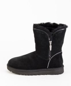 UGG Women Ankle Boots FLORENCE, Black 224.99