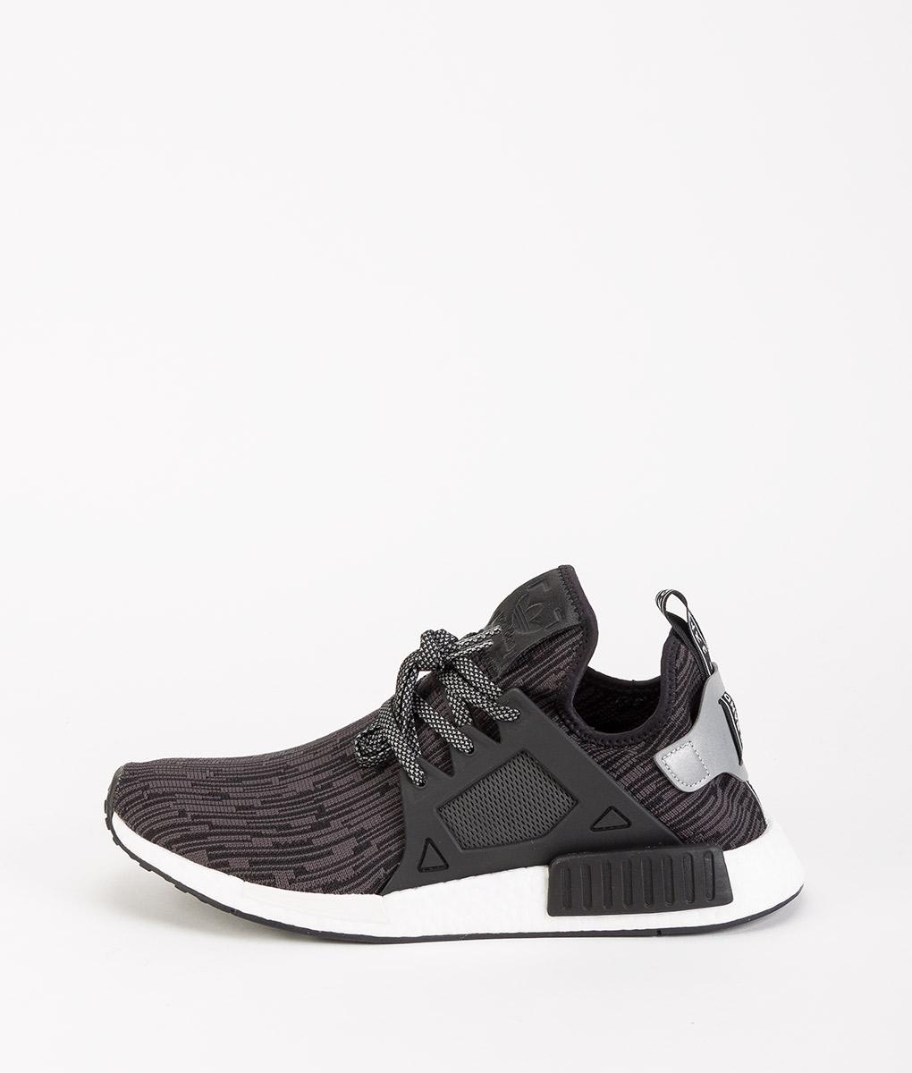 ADIDAS Men Running Shoes NMD XR1, Black Silver 159.99 1 – T68