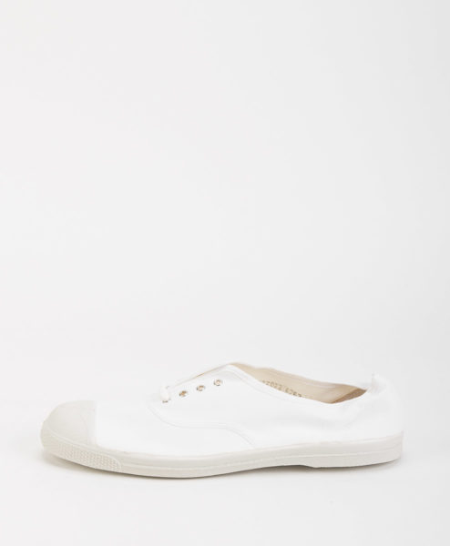 BENSIMON Men Sneakers 15149 LACE TENNIS White 34.99