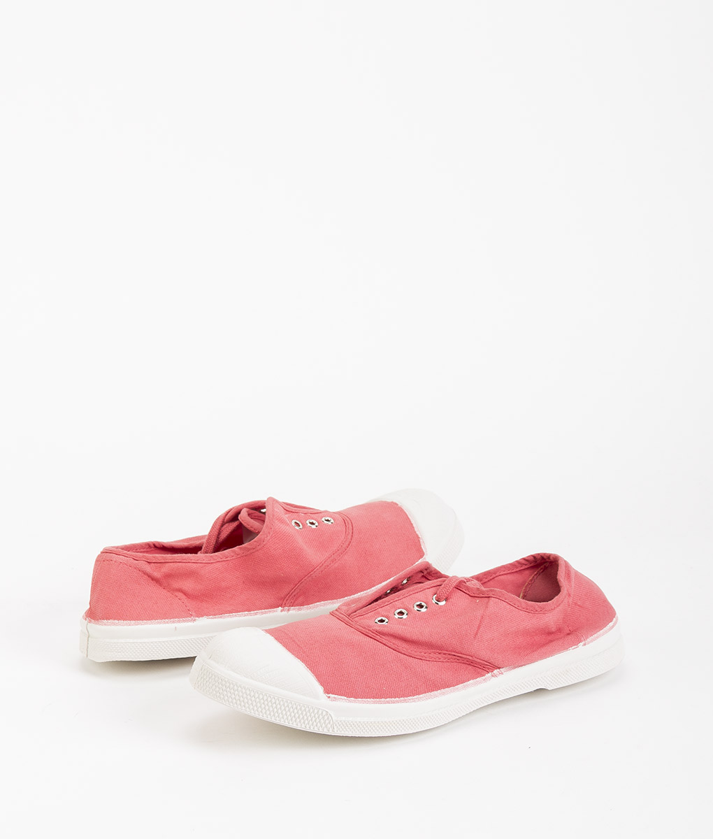 BENSIMON Women Sneakers 15004 TENNIS LACE, Blush 34.99 1