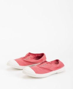 BENSIMON Women Sneakers 15004 TENNIS LACE, Blush 34.99