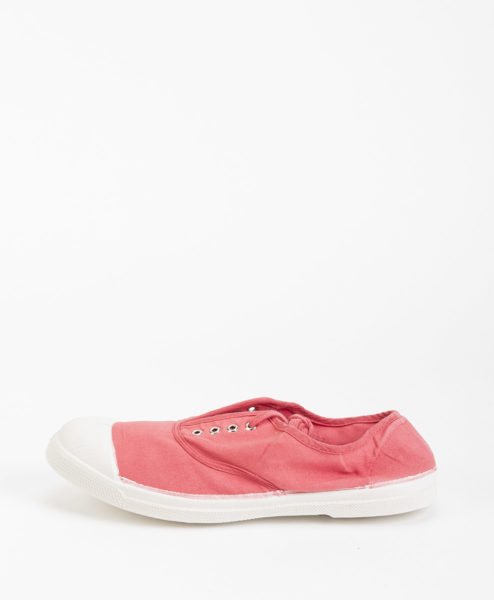 BENSIMON Women Sneakers 15004 TENNIS LACE, Blush 34.99