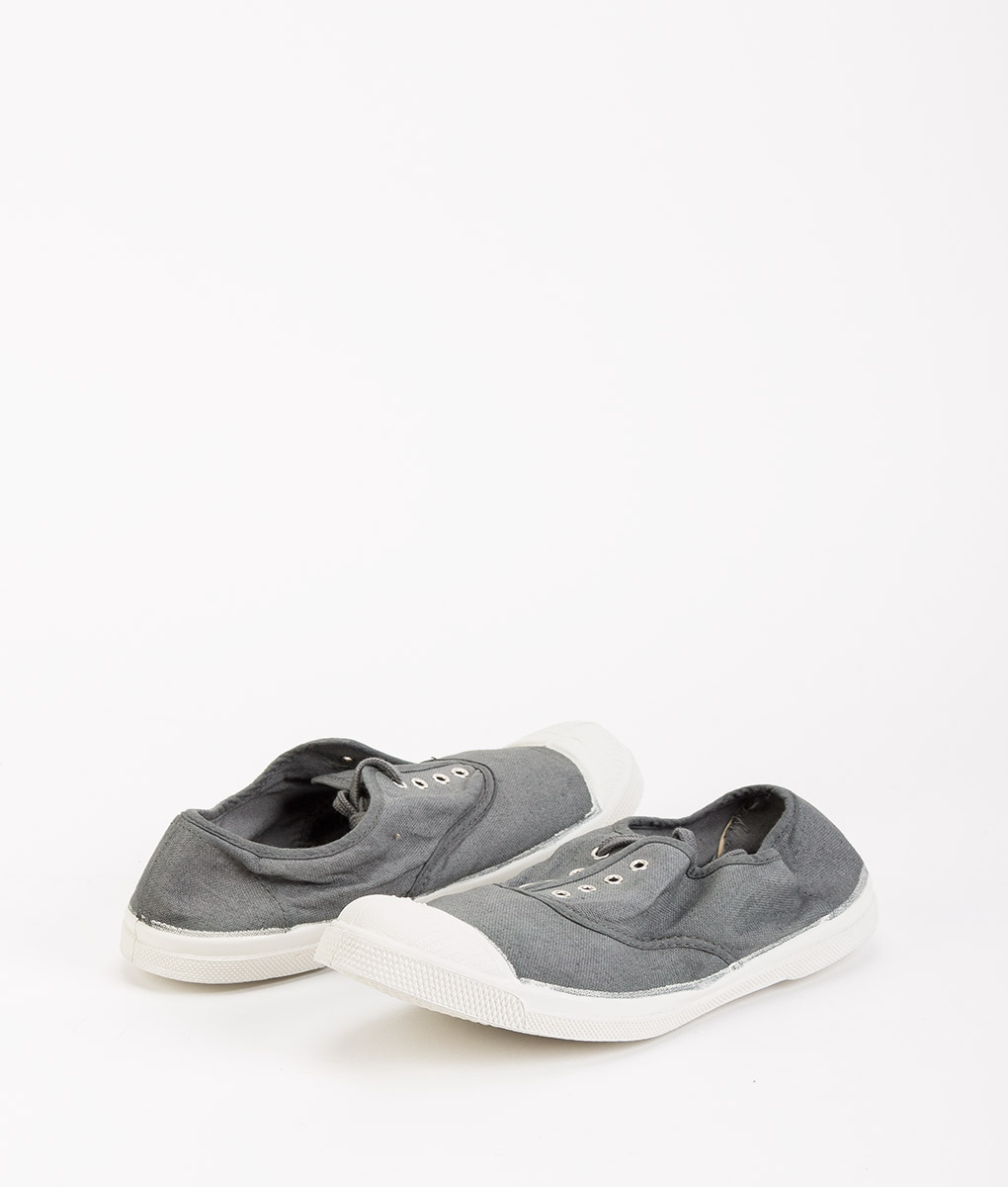 BENSIMON Women Sneakers 15004 TENNIS LACE, Gray 34.99 1