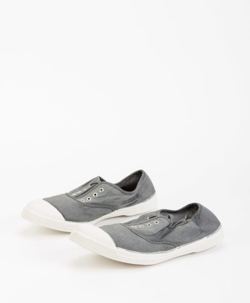 BENSIMON Women Sneakers 15004 TENNIS LACE, Gray 34.99 2