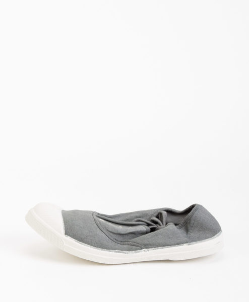 BENSIMON Women Sneakers 15004 TENNIS LACE, Gray 34.99