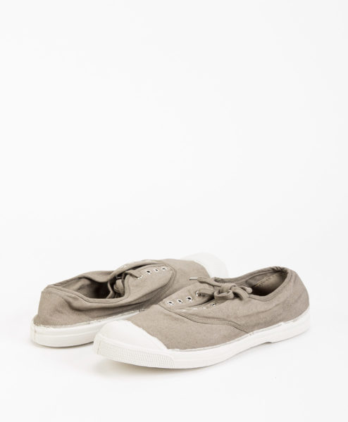 BENSIMON Women Sneakers 15004 TENNIS LACE, Mastic 34.99 1