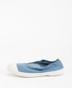BENSIMON Women Sneakers 15149 TENNIS ELLY, Denim 39.99