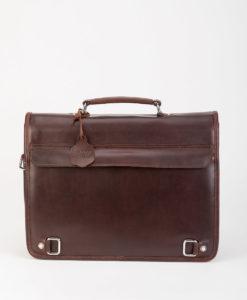 VELORBIS Men SCHOOL BAG, Chocolate Brown 335.99 2