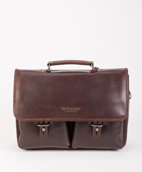 VELORBIS Men SCHOOL BAG, Chocolate Brown 335.99
