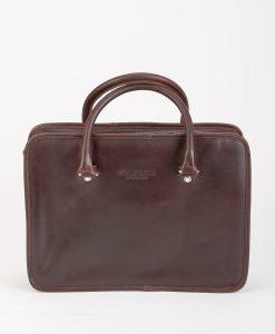 VELORBIS Unisex COMPUTER BAG, Chocolate Brown 269.99