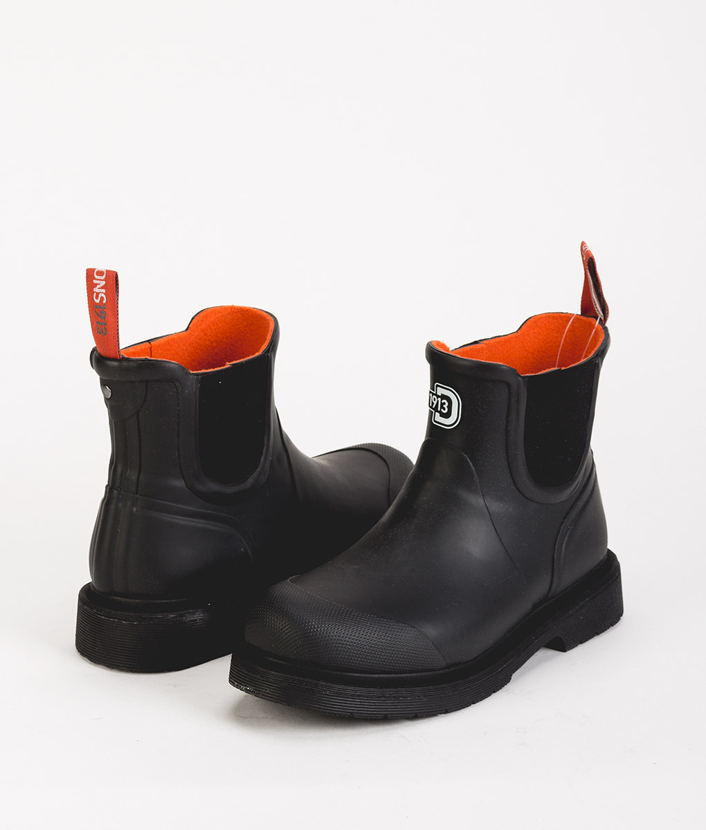 DIDRIKSONS Women Rain Boots 500691 VINGA, Black 89.99 2