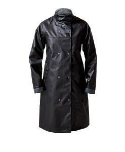 DIDRIKSONS Women Rain Coat 500696 Visby, Black 119.99