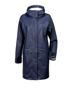 DIDRIKSONS Women Rain Coat 501313 ELLY, Navy 119.99