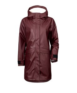 DIDRIKSONS Womens Rain Coat 501465 ULLA, Old Rust 189.99