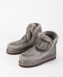 MOU Women Ankle Boots ESKIMO 18, Grey 234.99