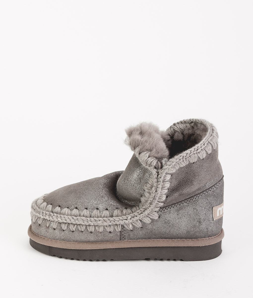 MOU Women Ankle Boots ESKIMO 18, Grey 234.99