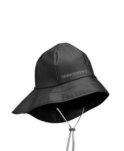 DIDRIKSONS Unisex Rain Hat 501376 SOUTHWEST, Black 24.99