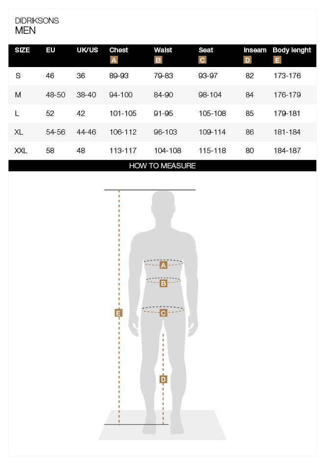 _Size-chart-Didriksons-Men-Tops-Bottoms