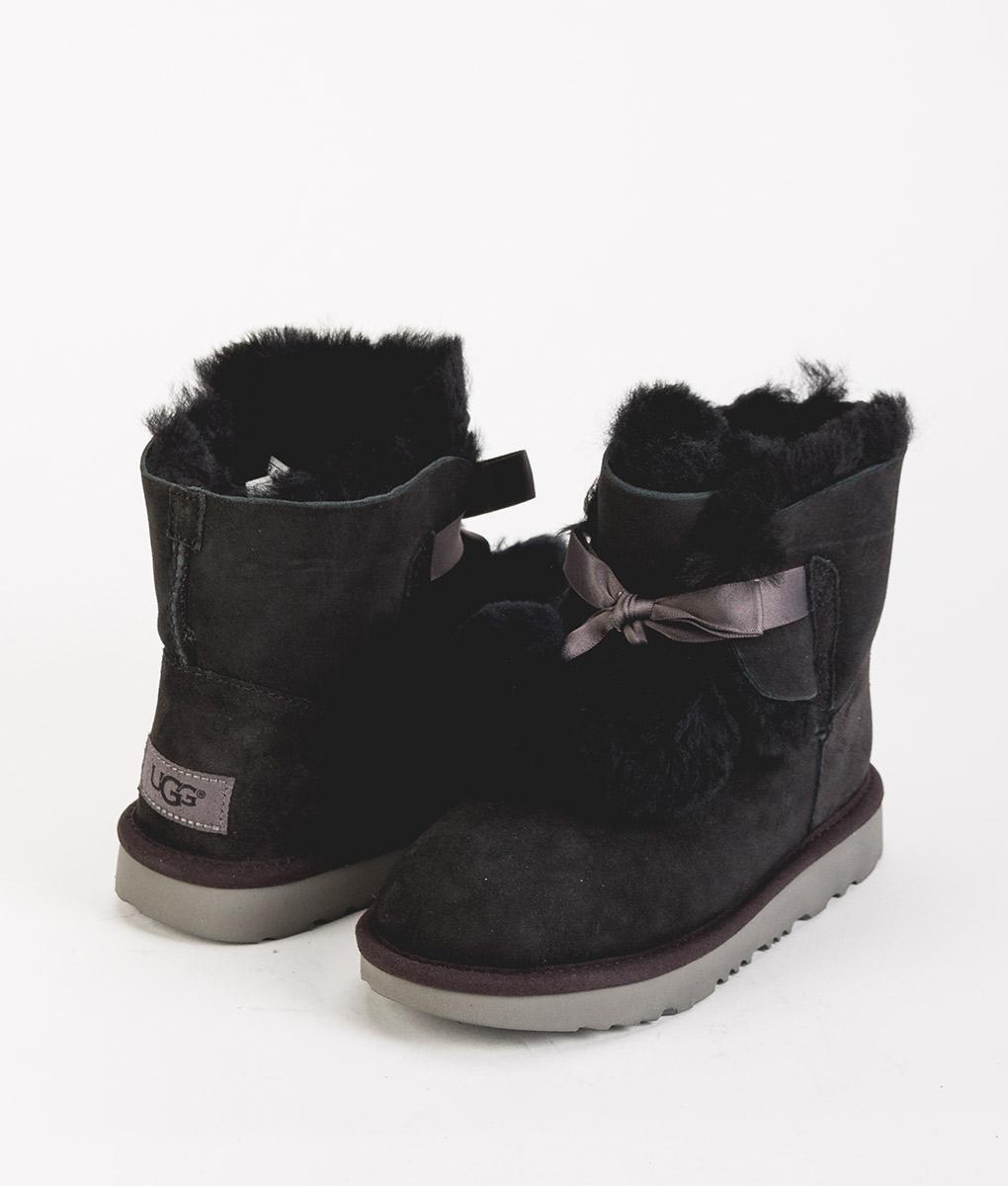 UGG Kids Ankle Boots 1017403K GITA, Black 219.99 1