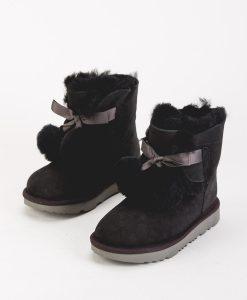 UGG Kids Ankle Boots 1017403K GITA, Black 219.99 2